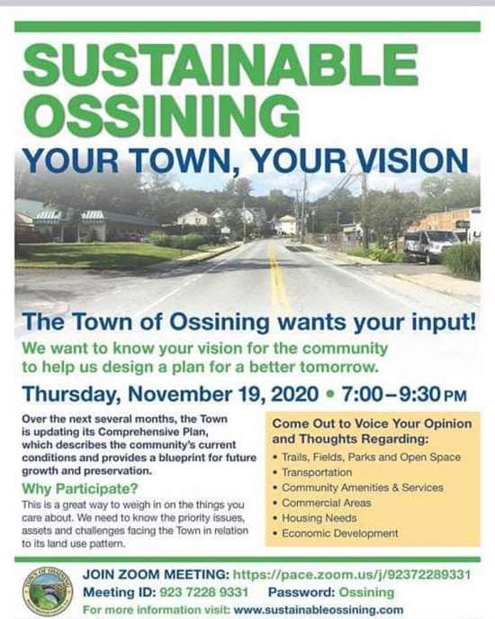 Sustainable Ossining