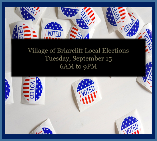 Briarcliff Local Election