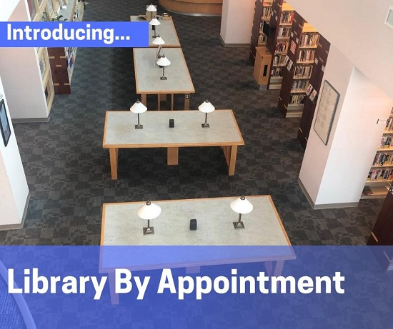 Library By Appointment
