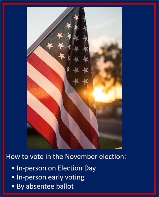 2020 Voting - How To Get An Absentee Ballot In Westchester Ny