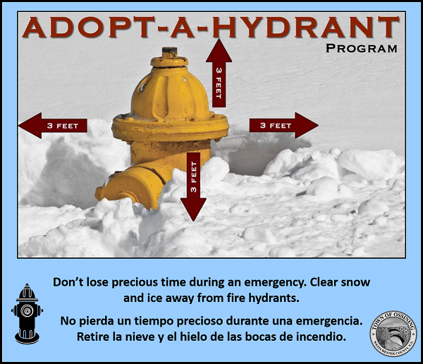 Keep Hydrants Clear