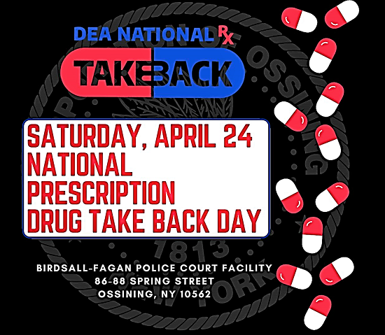 Drug Take Back Day