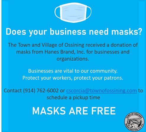 Does your business need masks