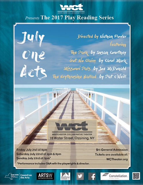 WCT July One Act Art