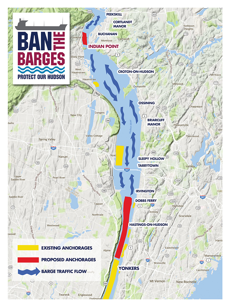 Hudson River Waterfront Alliance Resources - New york map hudson river