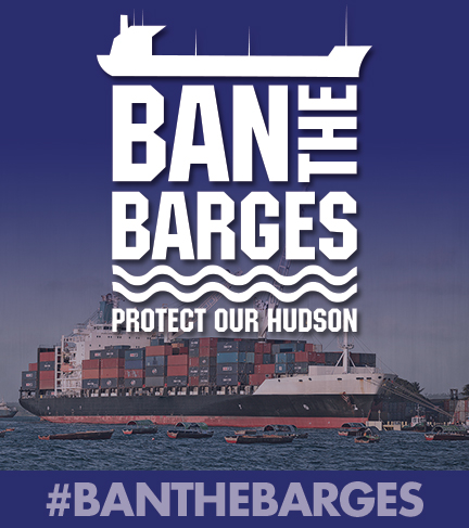 Ban the Barges