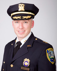 Police Chief Kevin Sylvester