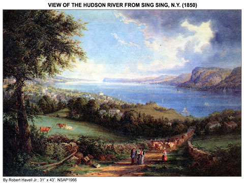 Painting Havell c1850