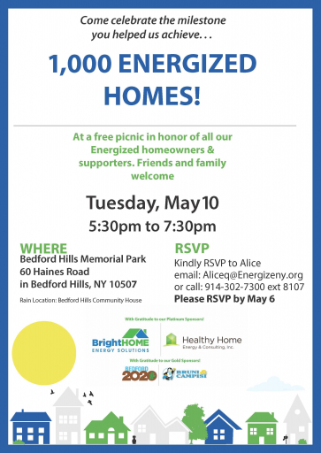 1000th Home Invite May 6 RSVP